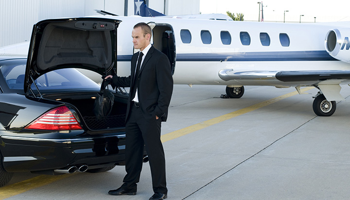 airport transport service Richmond hill